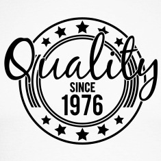 Birthday - Quality since 1976 (uk) Long sleeve shirts