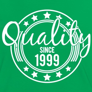 Birthday - Quality since 1999 (nl) T-shirts - Vrouwen contrastshirt
