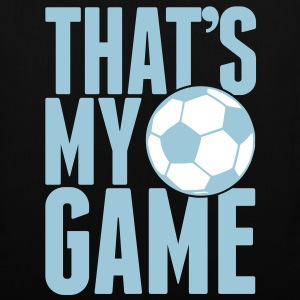 that's my game - soccer Sacs - Tote Bag