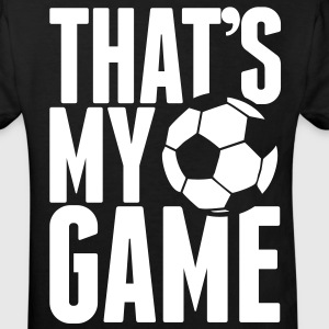 that's my game - soccer Kinder shirts - Kinderen Bio-T-shirt