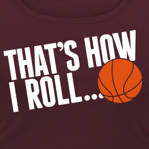 that's how I roll T-Shirts - Women's Scoop Neck T-Shirt