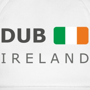 Base-Cap DUB IRELAND dark-lettered - Baseballcap