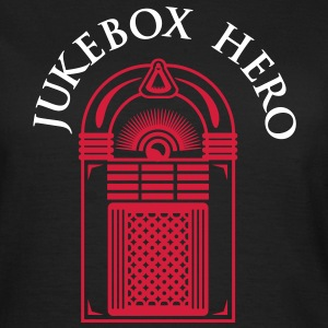 jukebox hero (c, 1c) T-Shirts - Women's T-Shirt