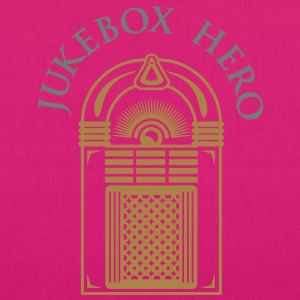 jukebox hero (c, 1c) Bags  - EarthPositive Tote Bag