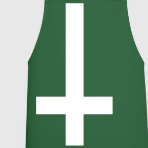 simple cross upside down  Aprons - Cooking Apron