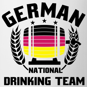 NATIONAL DRINKINGTEAM GERMANY Tassen - Tasse