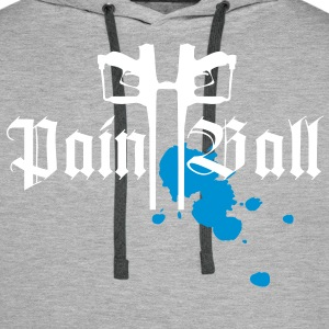 Paintball Godfellas Design - Männer Premium Hoodie