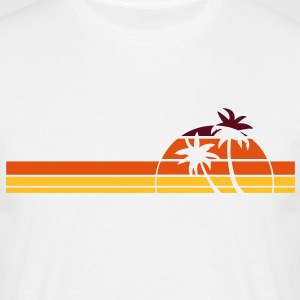 Sunset TS Homme - T-shirt Homme