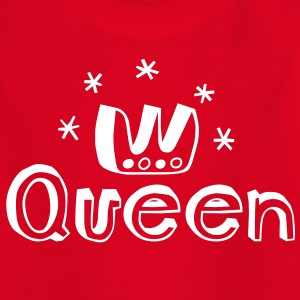 Be a Queen Camisetas niños - Camiseta adolescente