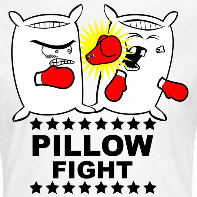Pillow Fight (f)