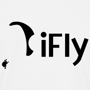Parapente - ifly Tee shirts - T-shirt Homme