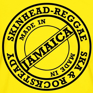 skinheadreggae made in jamaica T-Shirts - Men's Ringer Shirt
