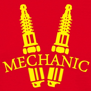 Mechaniker / mechanic (1c) T-Shirts - Men's T-Shirt