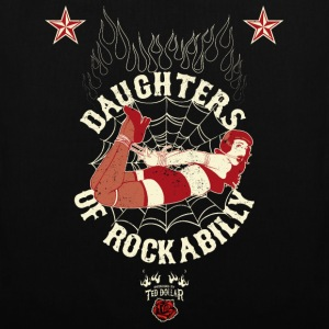 Daughters of Rockabilly - Tote Bag