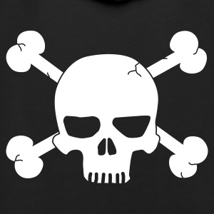 skull with bones / pirate Sweats Enfants - Pull à capuche Premium Enfant