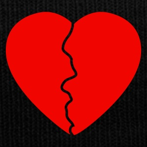 Love hurts / broken heart Petten & Mutsen - Wintermuts