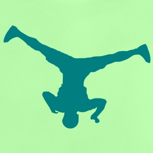 Breakdancer (spin) (Vector) - Baby T-Shirt