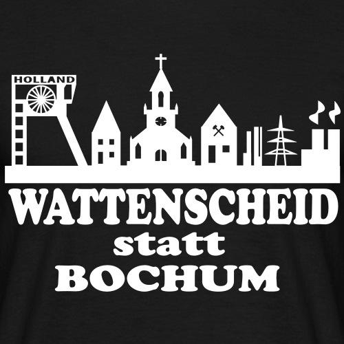 Wattenscheid statt Bochum (Skyline)