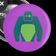Motiv ~ Fancy Button - Grünes Logo