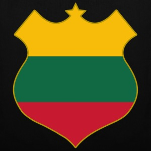 lithuania shield Bags  - Tote Bag