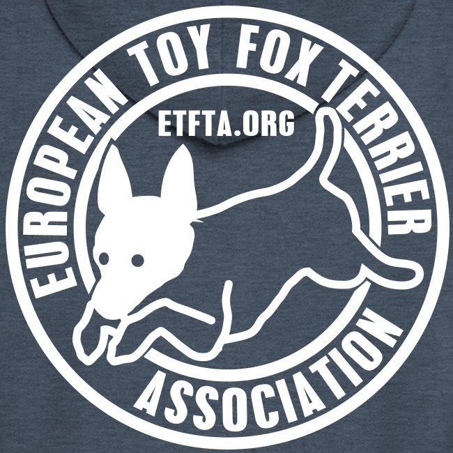 ETFTA vetoketjullinen huppari, miesten