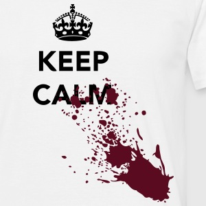 Too Late for Keeping Calm - Männer T-Shirt