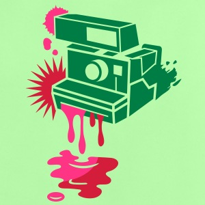 Instant camera - color drips out -  Baby Shirts  - Baby T-Shirt