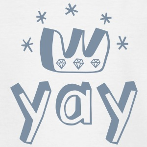 Yay, let's celebrate! Kinder T-Shirts - Teenager T-Shirt