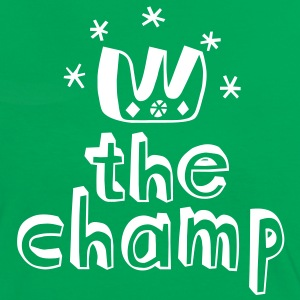 The Champ T-Shirts - Frauen Kontrast-T-Shirt