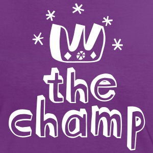 The Champ Tee shirts - T-shirt contraste Femme