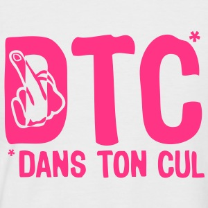 dtc dans ton cul fuck Tee shirts - T-shirt baseball manches courtes Homme