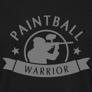 Paintball Warrior Tee shirts - T-shirt Homme