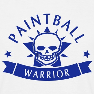 Paintball Warrior T-skjorter - T-skjorte for menn