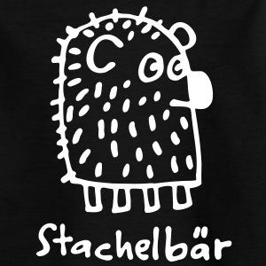 stachelbär Kinder T-Shirts - Teenager T-Shirt