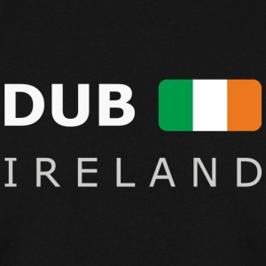 Men's DUB IRELAND dark-lettered - Herrtröja