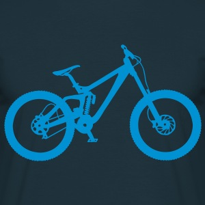 downhill T-Shirts - Men's T-Shirt