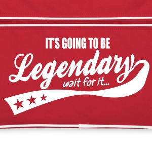 it's going to be legendary- epic style Bags  - Retro Bag