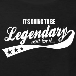 it's going to be legendary- epic style T-shirt bambini - Maglietta ecologica per bambini