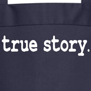 true story  Aprons - Cooking Apron