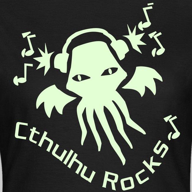 WTEdl: Cthulhu Rocks (glow in the dark)