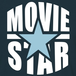 MOVIE STAR 2C T-Shirt WH - Männer T-Shirt