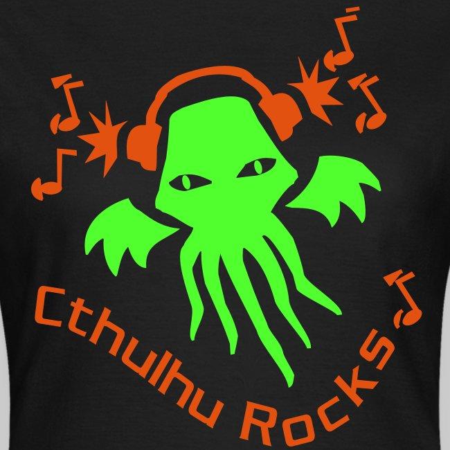 WTEngo: Cthulhu Rocks (2 colours)