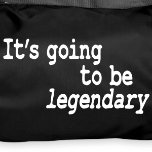 it's going to be legendary Vesker - Sportsbag