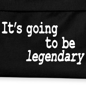 it's going to be legendary Bags  - Kids' Backpack