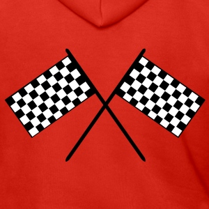 Grand Prix Flags Hoodies & Sweatshirts - Men's Premium Hooded Jacket