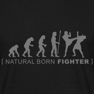 evolution_martialarts T-shirt - Maglietta da uomo