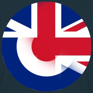 Mod Union Jack combo - Men's T-Shirt