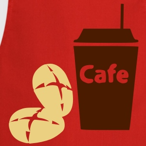 Cafe Bread Cooking Apron - Cooking Apron