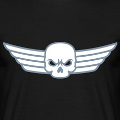 Skull and Wings T-Shirts