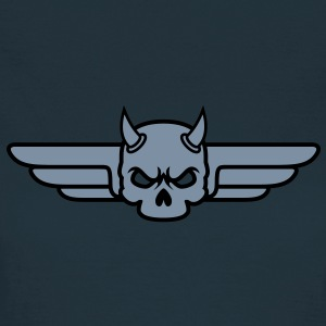 Devil Wings T-Shirts - T-shirt dam
